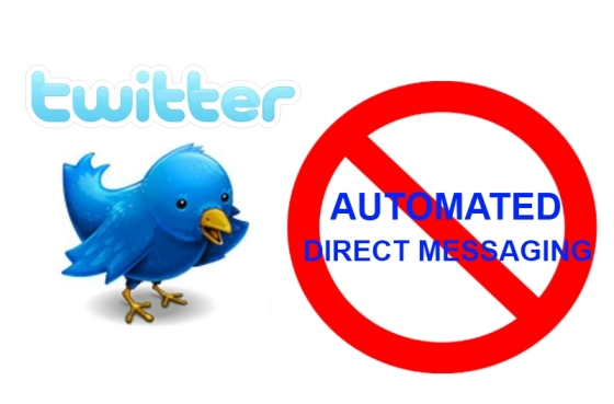 No More Automated Direct Messages
